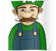 Brother, Luigi Poster