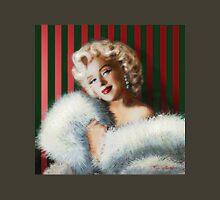 Marilyn  White Fur Unisex T-Shirt