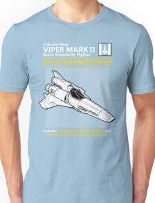 Viper Mark II Service and Repair Manual Unisex T-Shirt