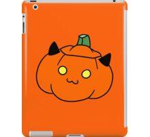 Kitty Jack o' Lantern iPad Case/Skin