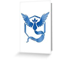 Team Mystic (Best Quality) Greeting Card