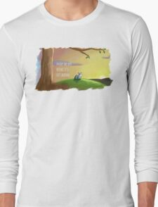 Some Days - Liv & Lov enjoying the sunset T-Shirt