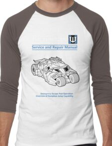 Bridging Vehicle Service and Repair Manual Men's Baseball ¾ T-Shirt