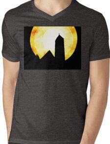 Sunday Morning Church Mens V-Neck T-Shirt