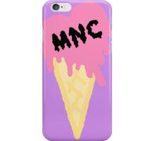 MNC - Ice cream heart (pink) iPhone Case/Skin