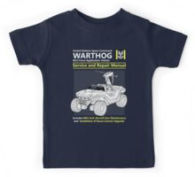 Warthog Service and Repair Manual Kids Clothes