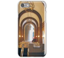 Downtown NYC Arches iPhone Case/Skin