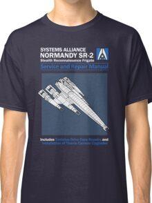 SR2 Service and Repair Manual Classic T-Shirt