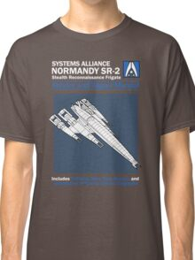 SR2 Service and Repair Manual Classic T-Shirt