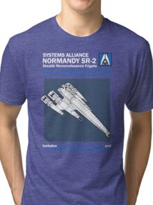 SR2 Service and Repair Manual Tri-blend T-Shirt