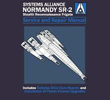 SR2 Service and Repair Manual Unisex T-Shirt