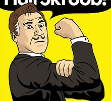 Hail Skroob! by BiggStankDogg