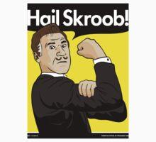 Hail Skroob! Kids Clothes
