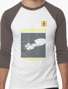 ASHPD Service and Repair Manual Men's Baseball ¾ T-Shirt