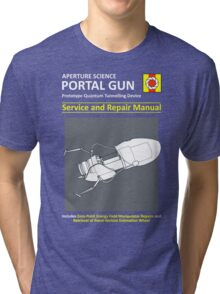 ASHPD Service and Repair Manual Tri-blend T-Shirt