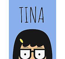 TINA Photographic Print