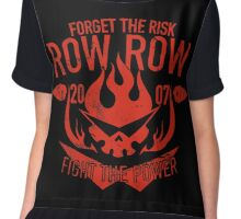 Fight the power Chiffon Top