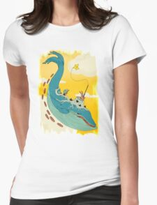 100 leagues Womens Fitted T-Shirt
