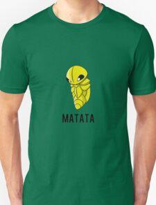 Kakuna Matata - funny pokemon go Unisex T-Shirt