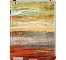 Morning Glow - Oil Pastel iPad Case/Skin
