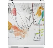 Summer in Water Color iPad Case/Skin