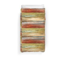 Morning Glow - Oil Pastel Duvet Cover