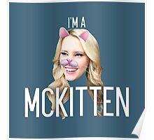 I'm a Mckitten Poster