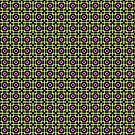 Abstract Geometric 060209(05) by Artberry