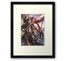 Fire Emblem Fates - Selena (Bow Knight) Framed Print