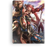 Fire Emblem Fates - Selena (Bow Knight) Canvas Print
