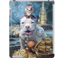 Surrealism Dog Tee iPad Case/Skin
