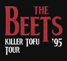 Beets Killer Tofu Tour 95 Kids Tee