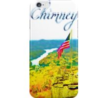 Chimney Rock Air Brushed iPhone Case/Skin