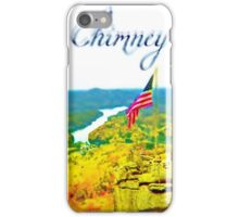 Chimney Rock Air Brushed iPhone Case/Skin