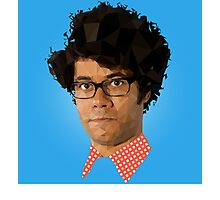 Moss - IT Crowd Photographic Print