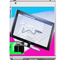 Screen Wingdings iPad Case/Skin