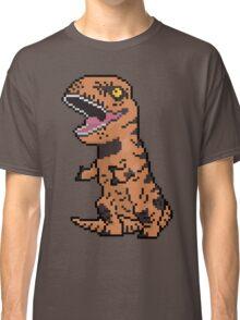 Pixely T-Rex Classic T-Shirt
