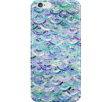 Marble Mosaic in Sapphire and Emerald iPhone Case/Skin