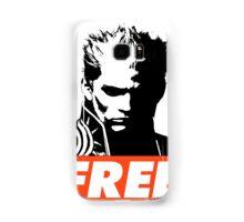 Vergil Free Obey Design Samsung Galaxy Case/Skin