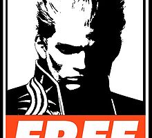 Vergil Free Obey Design by SquallAndSeifer