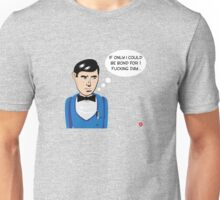 popart james bond Unisex T-Shirt