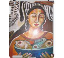 A Fisher Women iPad Case/Skin