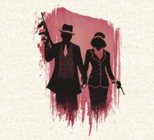 Outlaw Lovers by moutchy