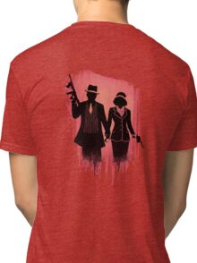 Outlaw Lovers Tri-blend T-Shirt