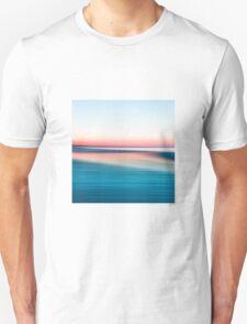 Coffin's Beach In Blur Unisex T-Shirt