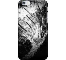 Monochrome Blaze iPhone Case/Skin