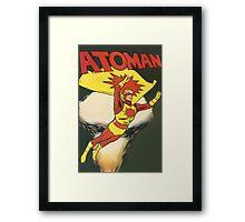 Atoman Framed Print