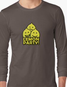 Lemon Party! Long Sleeve T-Shirt