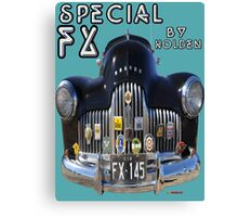 Special FX By Holden T-shirt Design Canvas Print