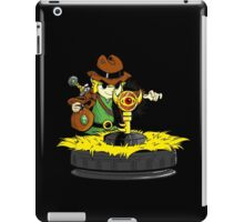 Raiders of the boss key iPad Case/Skin